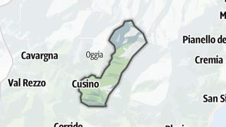 Hartă / Cusino