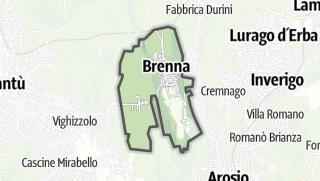 Kartta / Brenna