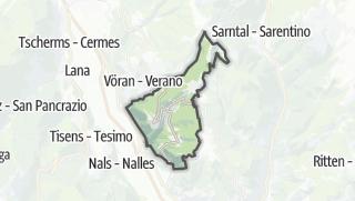 Karte / Mölten