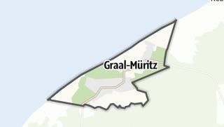 מפה / Graal-Müritz