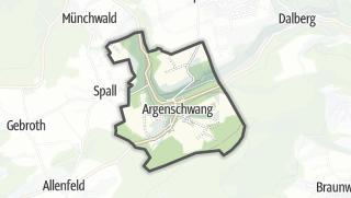 Karte / Argenschwang