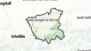 Karte / Sankt Georgen an der Leys