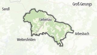 Carte / Liebenau