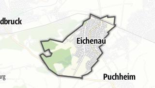 地图 / Eichenau