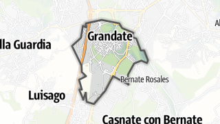 Kartta / Grandate