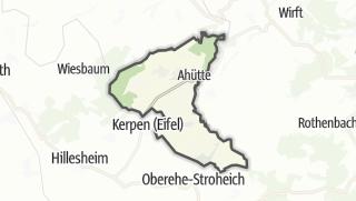 Karte / Üxheim