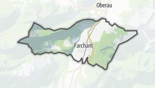 Mapa / Farchant