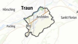Mapa / Ansfelden