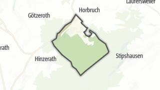 Mapa / Hochscheid