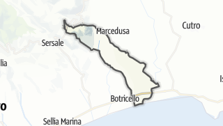 Mapa / Belcastro