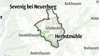 地图 / Scheitenkorb
