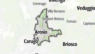 Kartta / Arosio