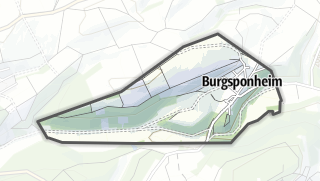 Karte / Burgsponheim