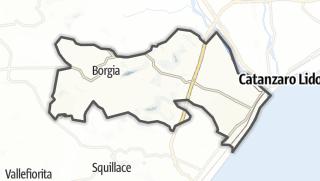Mapa / Borgia