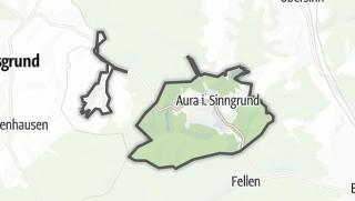 Cartina / Aura Sinngrund