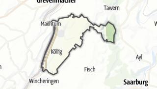 Karte / Nittel