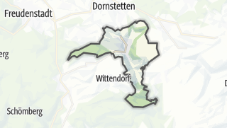 Karte / Glatten