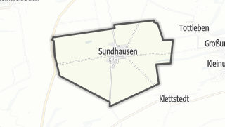 Cartina / Sundhausen