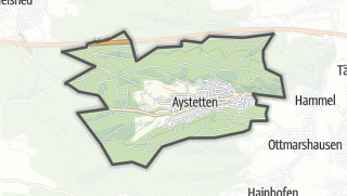 Cartina / Aystetten