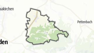 Karte / Kirchham