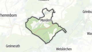 Cartina / Mandern