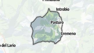 地图 / Pasturo