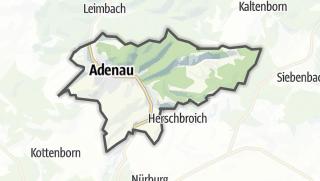地图 / Adenau
