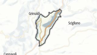 Térkép / Altilia