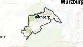 Mapa / Höchberg