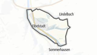 Cartina / Eibelstadt