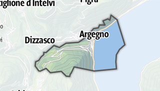 Kartta / Argegno