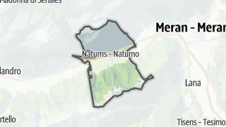 Karte / Naturns