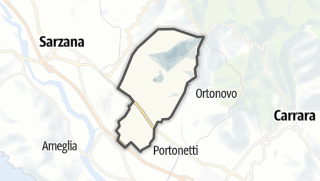 地图 / Castelnuovo Magra