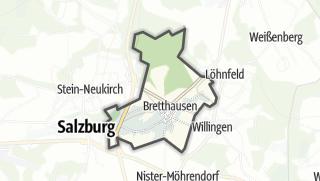 Mapa / Bretthausen