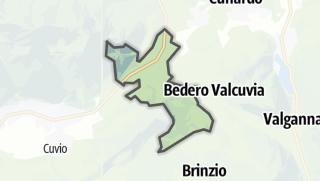 地图 / Rancio Valcuvia