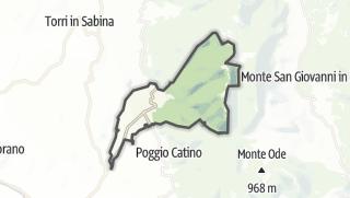 Mapa / Roccantica