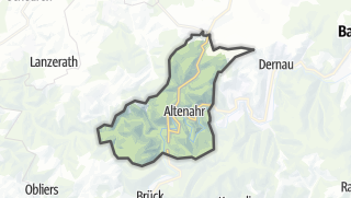 Cartina / Altenahr