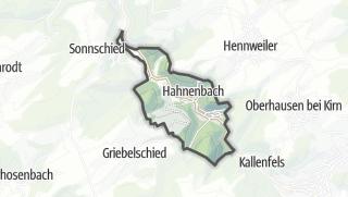 Map / Hahnenbach