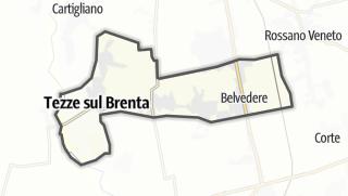 Carte / Tezze sul Brenta