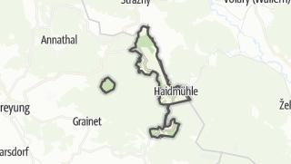 Carte / Haidmühle