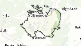 Carte / Großalmerode