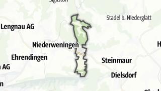 Cartina / Oberweningen