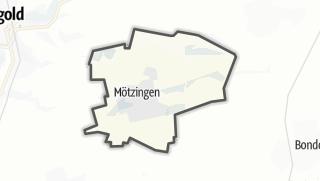 Mapa / Mötzingen