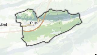 Cartina / Court