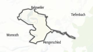 Karte / Ravengiersburg