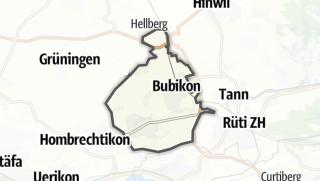 Mapa / Bubikon