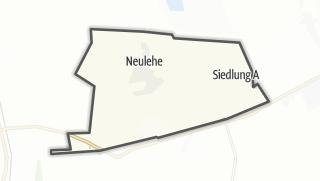 Mapa / Neulehe