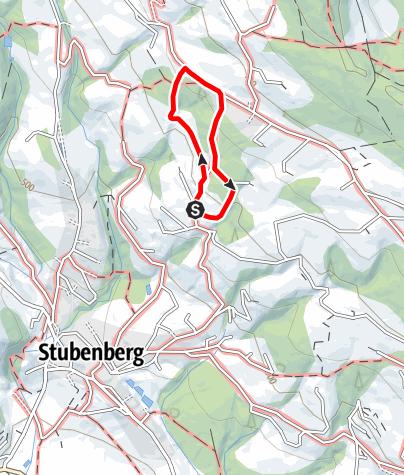 Karte / Lex- Michlhof- Runde