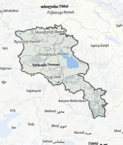 Karte / Armenien