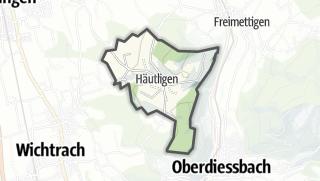 Hartă / Häutligen